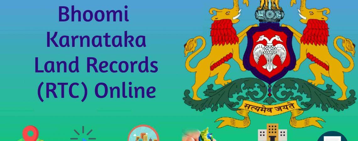 Bhoomi Reports, Bhoomi RTC, mutation status, Bhoomi map, Bhoomi Registration, Bhoomi RTC information, Bhoomi RTC helpline number, Bhoomi RTC haveri, Bhoomi App,