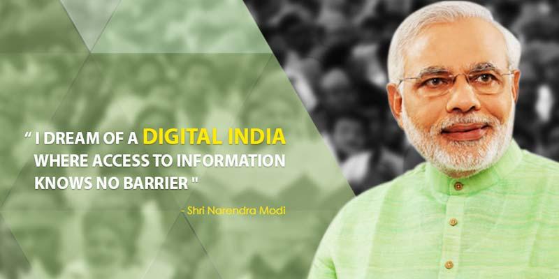 Digital India Job